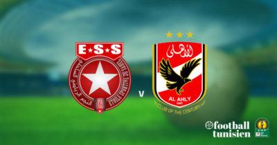 CL: Etoile - Al Ahly les buts du match