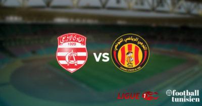 Le derby de la capitale aira lieu le 6 janvier 2019