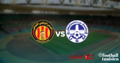 Ligue 1, 20e journée : USMo-EST, une fin de match houleuse !