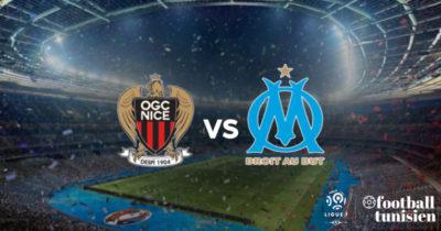 Ligue 1: OGC Nice - Olympique de Marseille (2-4) 8ème journée - Résumé