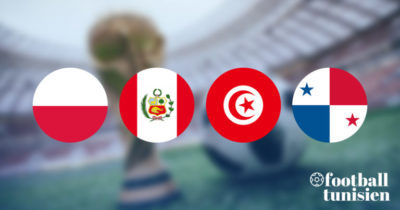 Quel groupe pour la Tunisie en coupe du monde ? Exemples
