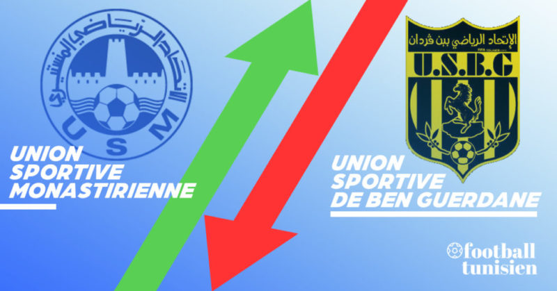 TOP | FLOP: L'USM leader de la Ligue1, l'USBG s'enfonce