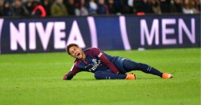 PSG : Neymar incertain contre le Real Madrid