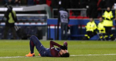PSG : Neymar fixé sur la durée de son indisponibilité