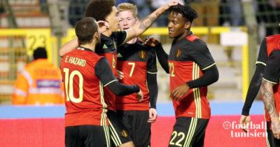 Belgique : Batshuayi incertain pur le Mondial