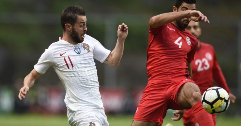 Tunisie - Portugal : les notes des joueurs