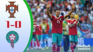 المغرب تخسر أمام البرتغال 1-0 | كأس العالم 2018 | ملخص المباراة