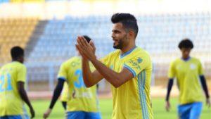 Lassaad Jaziri inscrit son premier match en championnat égyptien