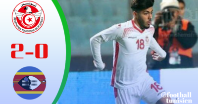 VIDEO : TUNISIE 2-0 SWAZILAND / LES AIGLES DE CARTHAGE BAT LA SWAZILAND 2-0