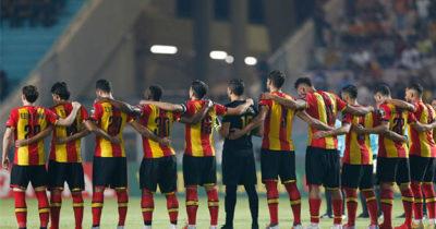 Le onze de départ de l'Espérance Sportive de Tunis face à Al Ain