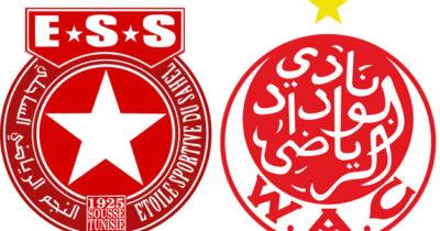 Championnat Arabe des Clubs : Le programme des matchs entre l'ESS et le WAC