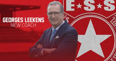 ESS : Leekens nouveau coach