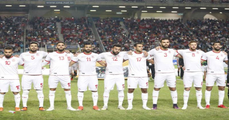 Niger-Tunisie : Les notes des joueurs