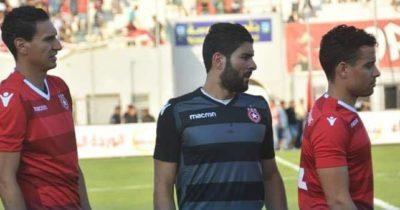 EN : Aymen Dahmen remplace Bdiri