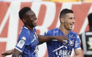 Vidéo :  Le but de Touzghar contre l'Ajaccio