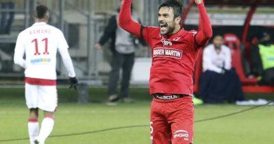 Beşiktaş piste Oussema Haddadi