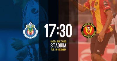 Mondial des Clubs : EST-CD Guadalajara où voir le match