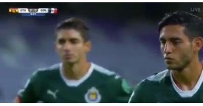 Vidéo : CD Guadalajara ouvre le score contre l'EST