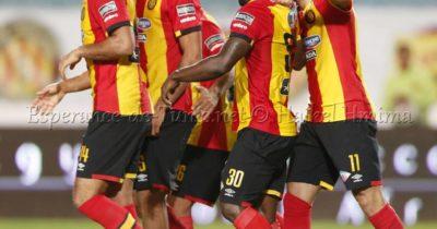 LDC : Avec une équipe bis, l'EST s'impose contre Platinum FC