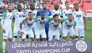 Vidéo : Le Raja ouvre le score contre l'Etoile du Sahel