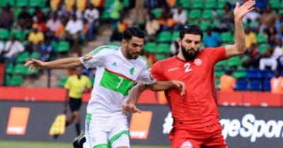 Algérie - Tunisie où voir le match