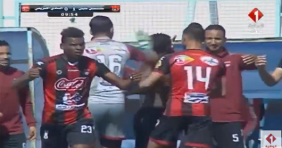 Vidéo : Dramé Michailou ouvre le score pour l'ASG face au CA