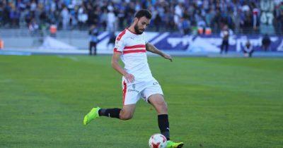 Zamalek : Nagguez suspendu pour la finale retour contre la RS Berkane