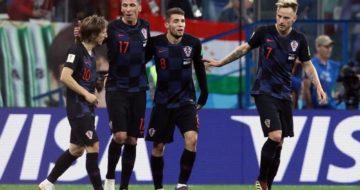 Croate : Avec Modric et Rakitic face aux Aigles de Carthage