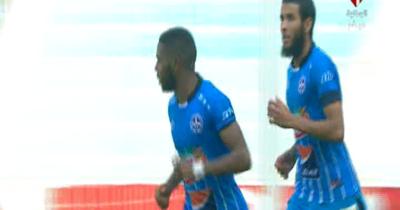 Vidéo : Kabou réduit le score 3-1