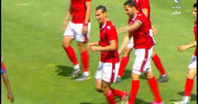 Vidéo : Aouadhi ouvre le score pour l'ESS contre l'UST