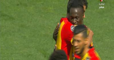Vidéo : Premier but de Junior Lokosa  avec l'EST