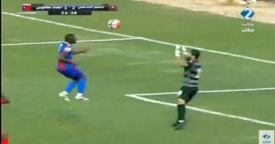 Vidéo : Le but d'Ismail Diakité pour l'UST (2-1)
