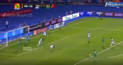 Vidéo : Le joli but de Belaili face au Sénégal