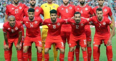 Le onze de départ de la Tunisie contre le Nigéria