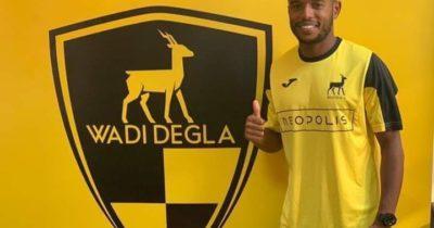 Kabou rejoint wadi Degla
