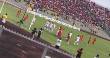 Vidéo : Le but d'Asante Kotoko face à l'ESS