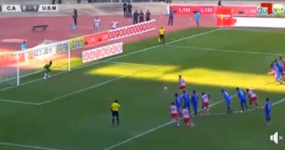 Vidéo : Le penalty raté par Ayadi