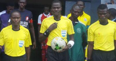 Un trio libérien pour le match ESS-Asante Kotoko