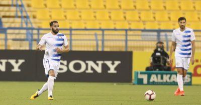 Aymen Trabelsi prêté à Al Intaj Al Harbi