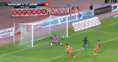 Vidéo : LaTunisie ouvre le score (Omar Laayouni)