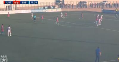 Vidéo : Ben Ouannes ouvre le score pour l'ESS face à l'UST