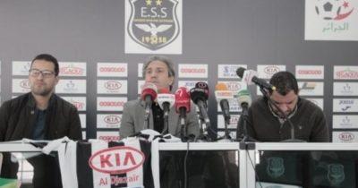 Nabil Kouki nouveau coach de l'ES Sétif