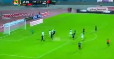 Vidéo : Al Houni réduit le score