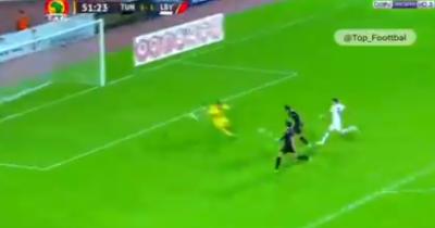 Vidéo : 3e but pour la Tunisie (Khaoui)