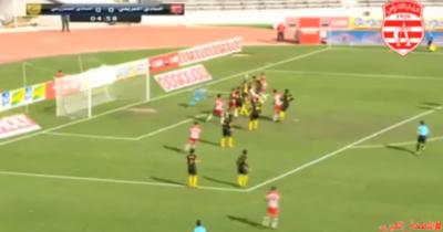 Vidéo : L'ouverture du score du CA face au CAB (Compaore)