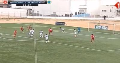 Vidéo : Le joli but de Ben Ouannes face au CS Chebba