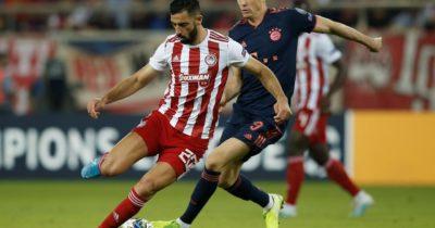 Olympiakos (LDC) : Avec Meriah contre le Bayern