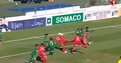 Vidéo : Le joli but de Chikhaoui contre le CSHL