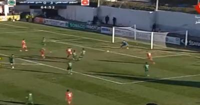 Vidéo : Firas Belarbi inscrit le 3e but contre le CSHL