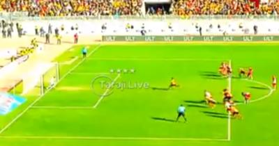 Vidéo : Khenissi ouvre le score pour l'EST